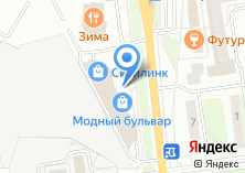 Компания «Zаплети» на карте