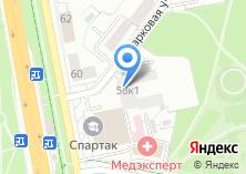 Компания «Сыто-Пьяно» на карте