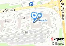 Компания «СКВ сити» на карте