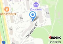 Компания «Крестьянское дело» на карте