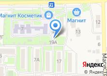 Компания «Стилет» на карте