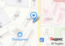 Компания «Сантехкомплект-Белгород» на карте