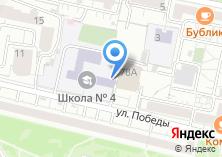 Компания «Банкомат Центрально-Черноземный Банк Сбербанка России» на карте