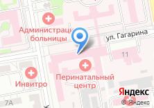 Компания «Перинатальный центр» на карте