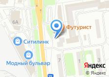 Компания «Карта Мира» на карте