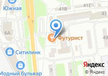 Компания «АТЕЛЬЕ БЕЛОШВЕЙКА» на карте