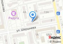 Компания «ПЕФ МГО» на карте