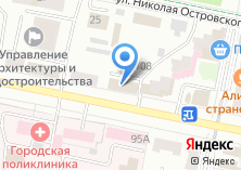Компания «Статус Белгорода» на карте
