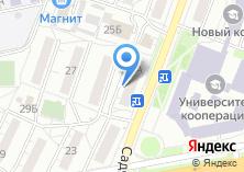 Компания «Калитка» на карте