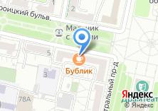 Компания «ДРАФТ» на карте