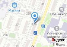 Компания «Суши Тайм» на карте