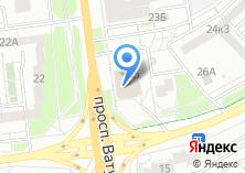 Компания «Водобур» на карте