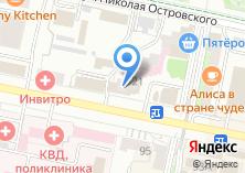 Компания «Столярофф» на карте