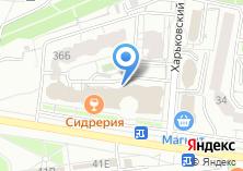 Компания «Корнев» на карте