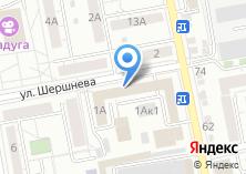 Компания «Белгородтисиз» на карте