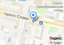 Компания «НайдиVSE» на карте