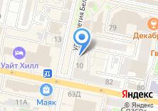 Компания «Золотой башмачок» на карте