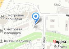 Компания «Ютинет.Ру» на карте