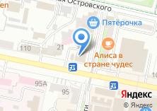 Компания «Адвокатский кабинет Лиманского Ю.П» на карте