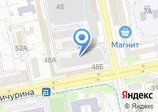 Компания «Хутор Лазы» на карте