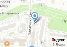 Компания «Адвокатский кабинет Жарикова М.П» на карте