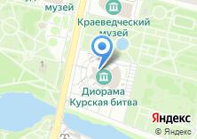 Компания «Курская битва. Белгородское направление» на карте
