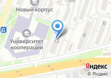 Компания «Общежитие №12» на карте
