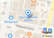 Компания «Интерес» на карте