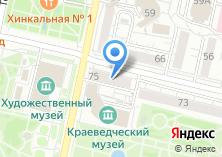 Компания «ВладМира-Турс» на карте