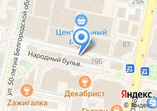 Компания «Baby Secrets» на карте
