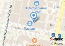 Компания «Фото family» на карте