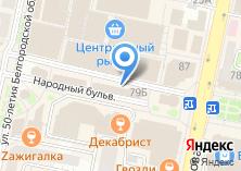 Компания «Торжокские злотошвеи» на карте
