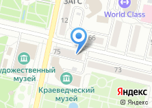 Компания «LIRIO BLANKO» на карте