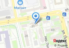 Компания «Лювена» на карте