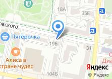 Компания «Антиквариатъ» на карте