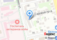 Компания «Строящийся жилой дом по ул. Садовая» на карте