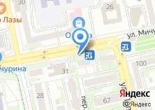 Компания «Сладик» на карте