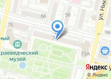 Компания «Карабас» на карте