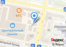 Компания «Столярная мастерская Тектон» на карте