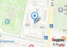 Компания «Центр Автоматизации Новых Технологий» на карте
