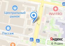 Компания «Хафнер-Белогорье» на карте
