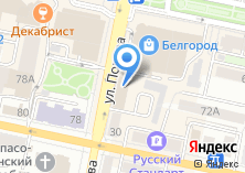 Компания «Адвокатский кабинет Доц В.В» на карте