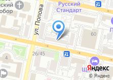 Компания «Ничего лишнего» на карте