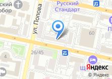 Компания «СЕТЬ МАГАЗИНОВ 031 МЕТРО» на карте