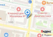 Компания «Vanilla» на карте