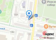 Компания «Техстроймонтаж» на карте
