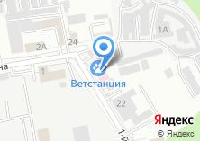 Компания «Управление ветеринарии Белгородской области» на карте