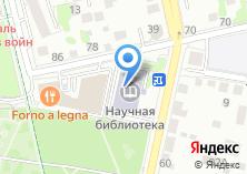 Компания «Патентный Центр» на карте