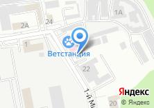 Компания «Храм-часовня во имя святых мучеников Флора и Лавра» на карте
