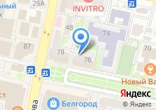 Компания «Мебель-маркет» на карте